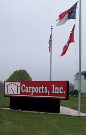 About T N T Carports Inc Nationwide Installed Metal
