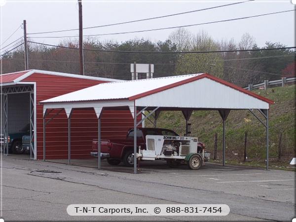 Nice TNT Carports