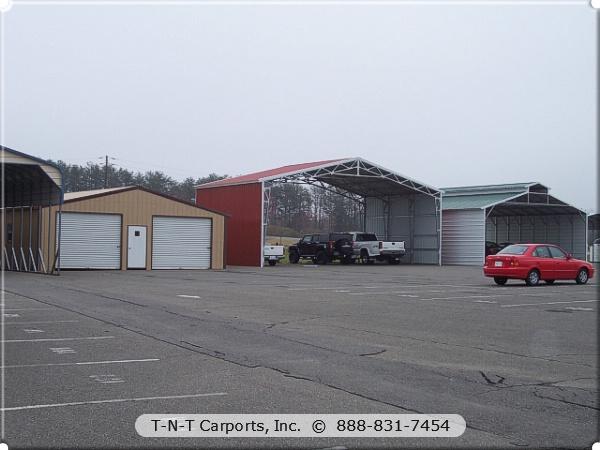 Superior TNT Carports