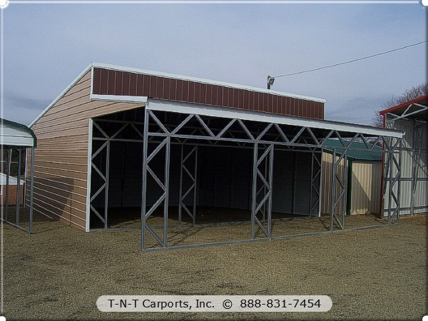 ... TNT Carports 135 ...